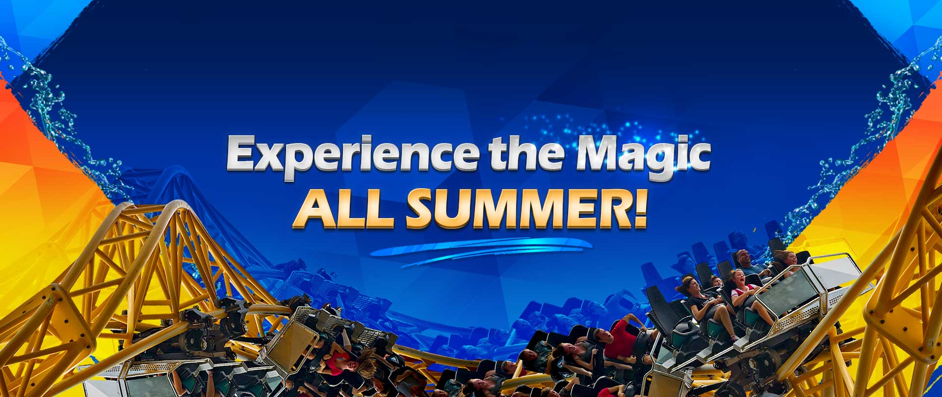 Magic Springs Water and Theme Park - Season Pass